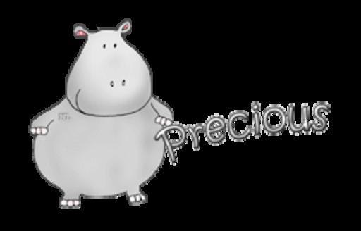Precious - CuteHippo2018