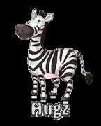 Hugz - DancingZebra