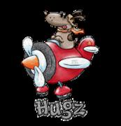Hugz - DogFlyingPlane