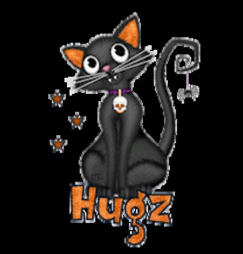 Hugz - HalloweenKittySitting
