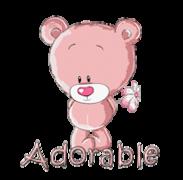 Adorable - ShyTeddy