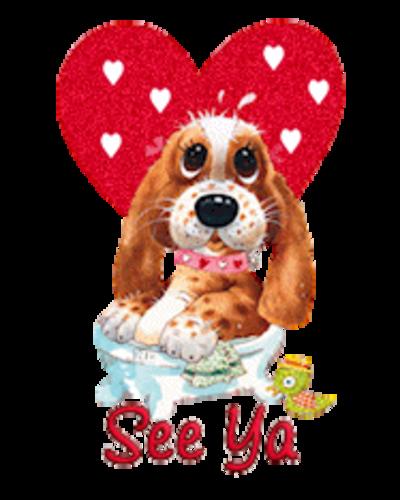 See Ya - ValentinePup2016