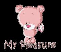 My Pleasure - ShyTeddy