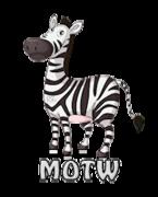 MOTW - DancingZebra