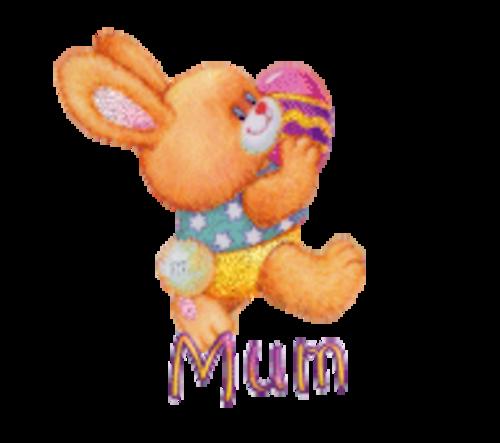 Mum - EasterBunnyWithEgg16