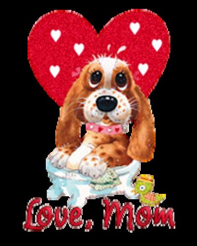 Love, Mom - ValentinePup2016