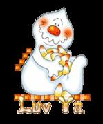 Luv Ya - CandyCornGhost
