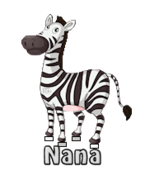 Nana - DancingZebra