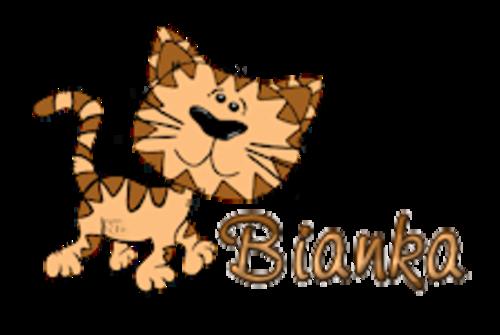 Bianka - CuteCatWalking