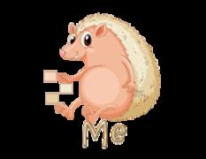 Me - CutePorcupine