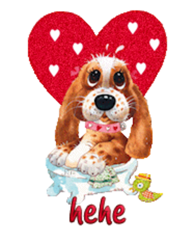 hehe - ValentinePup2016