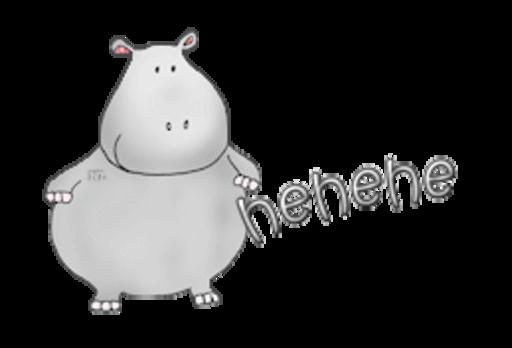 hehehe - CuteHippo2018