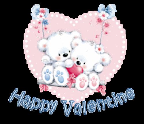 Happy Valentine - ValentineBearsCouple