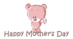 Happy Mother's Day - ShyTeddy