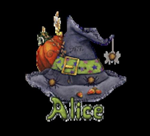 Alice - CuteWitchesHat
