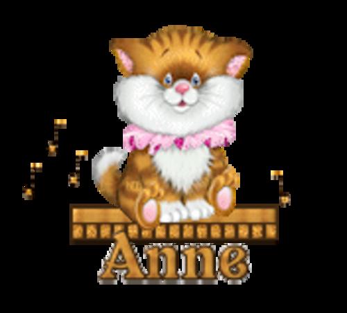 Anne - CuteKittenSitting