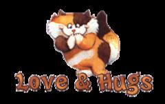 Love & Hugs - GigglingKitten