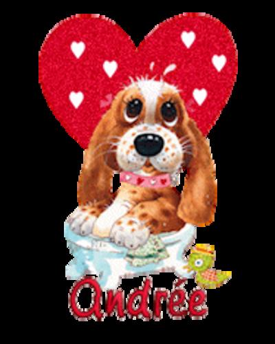 Andree (MC) - ValentinePup2016