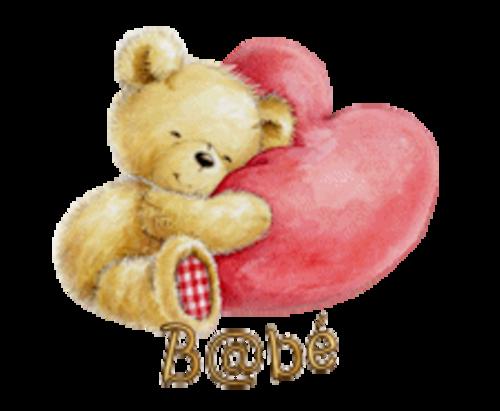 B@be (MC) - ValentineBear2016
