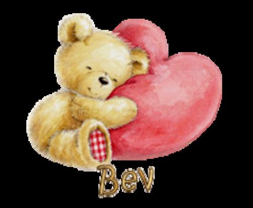 Bev - ValentineBear2016