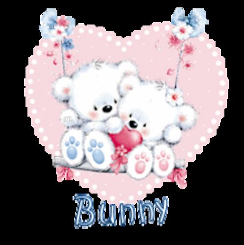 Bunny - ValentineBearsCouple