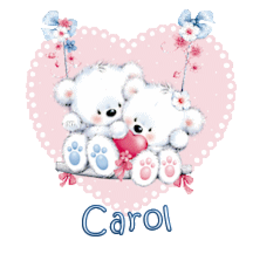 Carol - ValentineBearsCouple