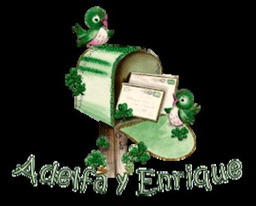 Adelfa y Enrique - StPatrickMailbox16