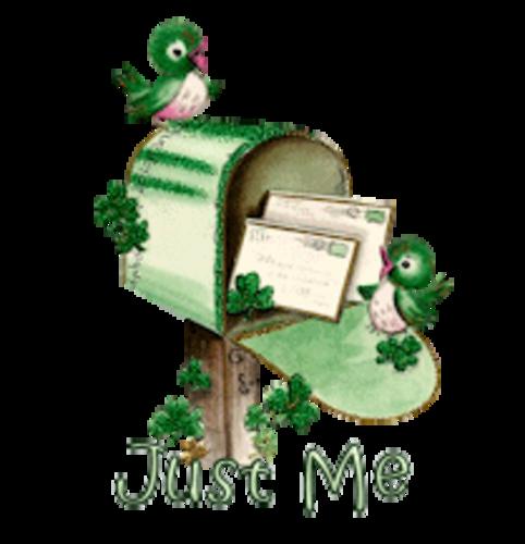 Just Me - StPatrickMailbox16