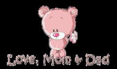 Love, Mom & Dad - ShyTeddy