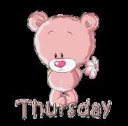 DOTW Thursday - ShyTeddy