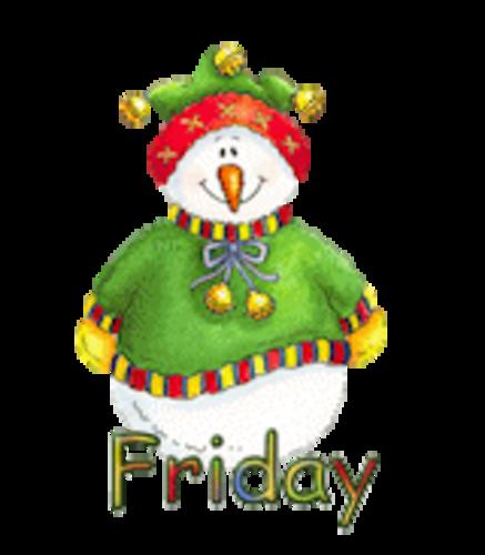 DOTW Friday - ChristmasJugler