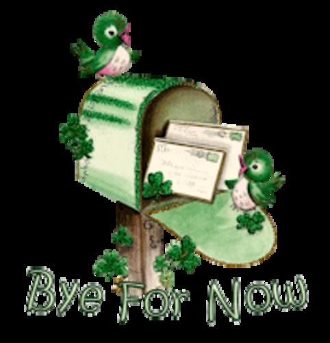 Bye For Now - StPatrickMailbox16
