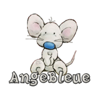 AngeBleue - SittingPretty