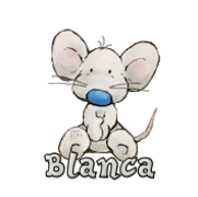 Blanca - SittingPretty