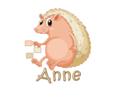 Anne - CutePorcupine