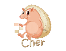 Cher - CutePorcupine