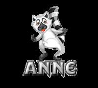 Anne - RaccoonStepOnName