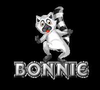 Bonnie - RaccoonStepOnName