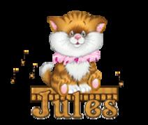 Jules - CuteKittenSitting