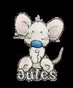 Jules - SittingPretty