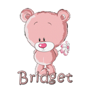 Bridget - ShyTeddy