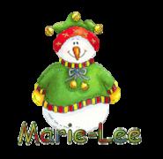 Marie-Lee - ChristmasJugler