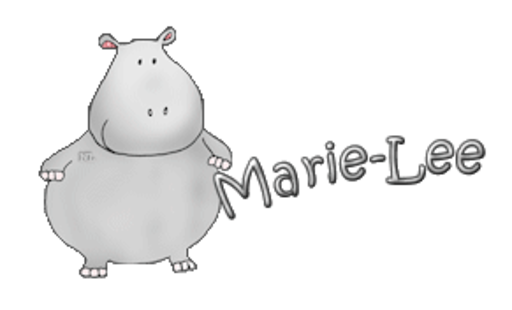 Marie-Lee - CuteHippo2018