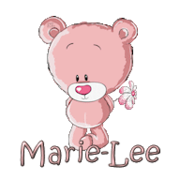 Marie-Lee - ShyTeddy
