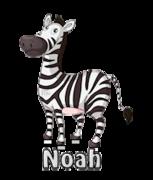 Noah - DancingZebra