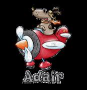 Adair - DogFlyingPlane