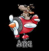 Ana - DogFlyingPlane