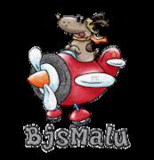 BjsMalu - DogFlyingPlane