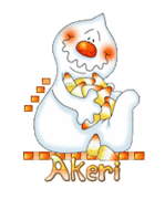Akeri - CandyCornGhost