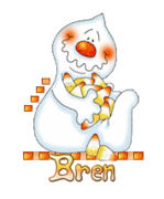 Bren - CandyCornGhost